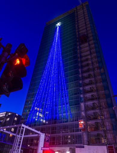 WAITING FOR MAGIC | TORRE GALFA CHRISTMAS TREE - 29/11/2018