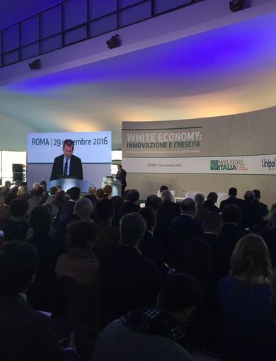 White Economy: innovazione e crescita.