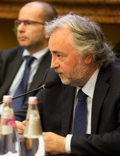 Matteo Laterza, Giuseppe Santella per UNICA