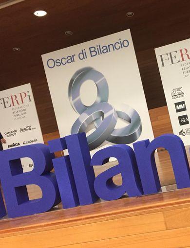 Cerimonia di premiazione Oscar di Bilancio