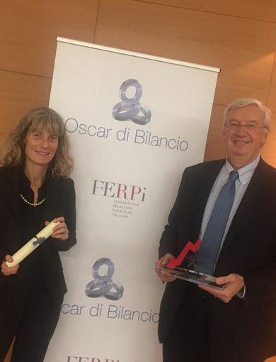 Castellina e Parmigiani - Annual Report Oscar 2018