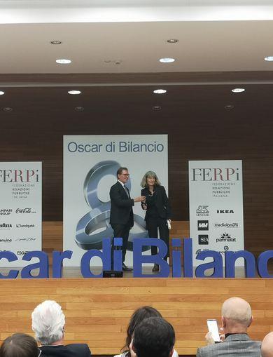 Marisa Parmigiani - Annual Report Oscar 2018