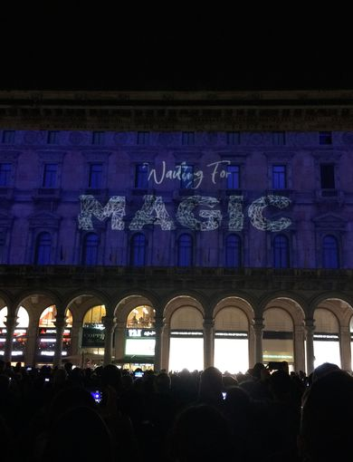 Waiting For Magic | Piazza Duomo Christmas Calendar