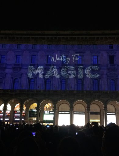 Waiting For Magic | Christmas Calendar