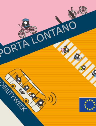 Mobility Village - Piazza maggiore, Bologna