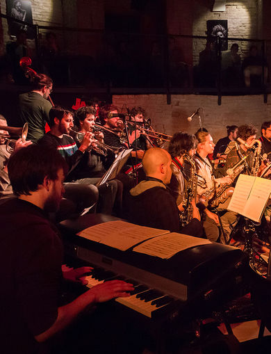 The Tower Jazz Composers Orchestra (di Luca Malaguti)
