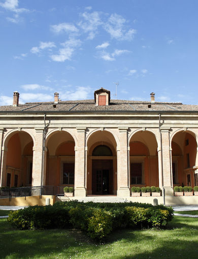 Villa Cicogna, San Lazzaro di Savena (BO) Headquarter of UNICA